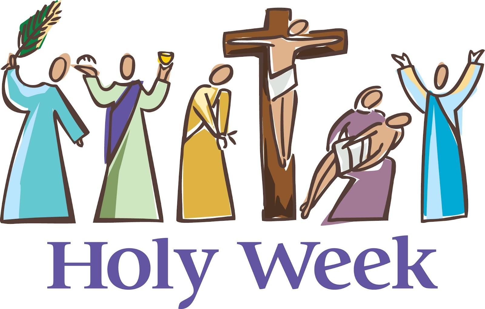 Resultado de imagen de holy week
